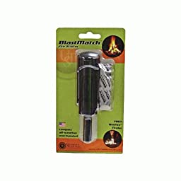 Ultimate Survival Technologies BlastMatch Fire Starter (Black)
