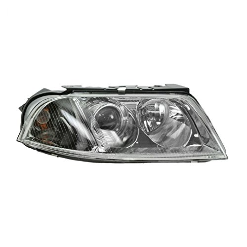 Halogen Headlight Headlamp Passenger Side Right RH for 01-05 VW (05 Vw Volkswagen Passat Headlight)