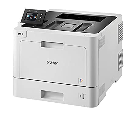 IMPRESORA BROTHER LASER/LED COLOR HL-L8360CDW A4/ 31PPM ...