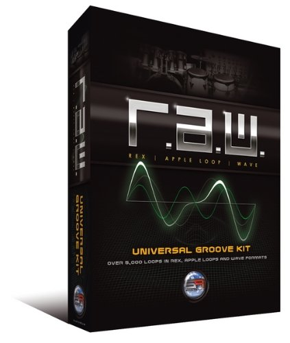 Sonic Reality RAW Universal Groove Kit (Multi Format)