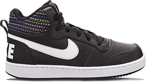Nike Court Borough Mid Se (GS), Zapatillas para Hombre, Multicolor ...
