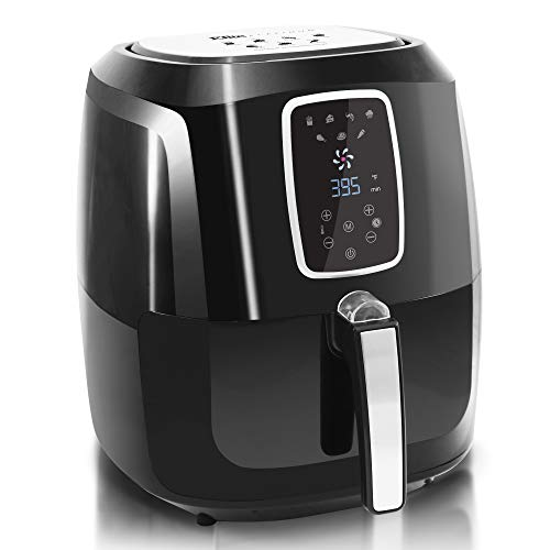Elite Platinum EAF-1616 Electric Digital Air Fryer Review