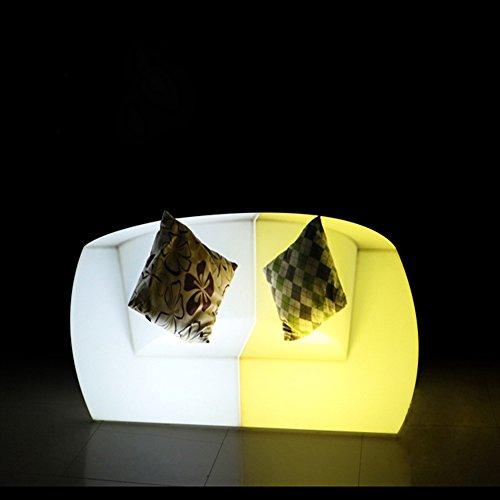 Modern Light Up Home Furniture Led Sofa