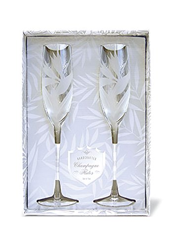 Paradise Etched Champagne - 2