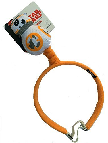 Star Wars BB-8 Dog Headband (Medium/Large)