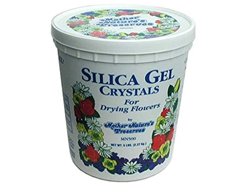 Mother Nature's Preserves Silica Gel Crystals 5 lb.