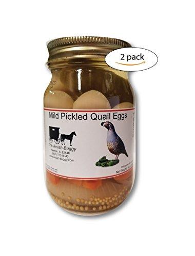 Top pickled quail eggs