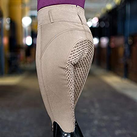 Horze Daniela Womens Silicone Full Seat Breeches