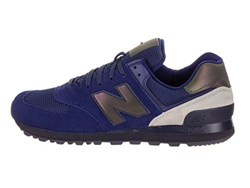 New Balance NBML574MON Sneaker, Uomo Blu