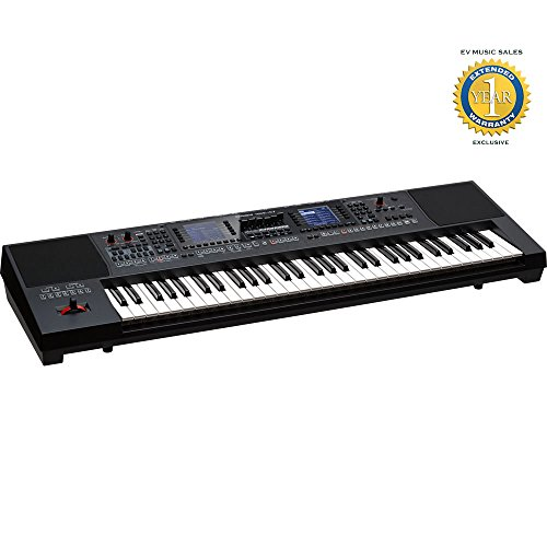 Roland E-A7 61-key Arranger Keyboard with