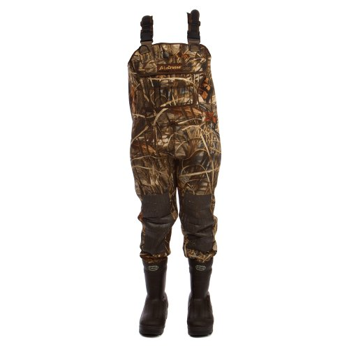 LaCrosse Men's Brush Tuff Extreme Max-4 1600G Wader Boots, 14-King