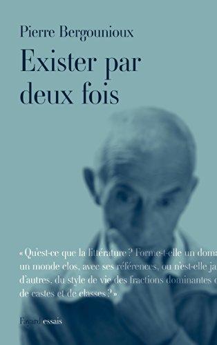 Exister Par Deux Fois [Pdf/ePub] eBook