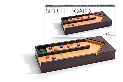 New Entertainment Desktop Shuffleboard (Rebound Game)