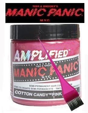 Manic Panic Amplified tinte de pelo – Vegan tinte de pelo ...