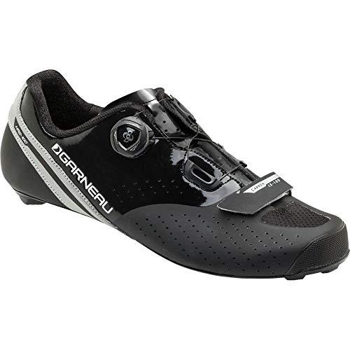 ラビリンス樫の木安息(ルイガノ) Louis Garneau メンズ 自転車 シューズ?靴 Carbon LS - 100 II Cycling Shoes [並行輸入品]