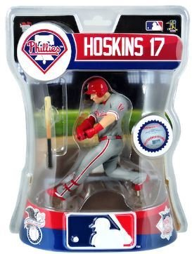 Player Mlb Phillies (Imports Dragon Rhys Hoskins Philadelphia Phillies Figure)