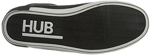 Queen Hub Baskets Boot Femme N30 Hautes Gris Zqwdv