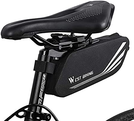 Bolsa para Sillin Bicicleta Bolsa Sillin Bicicleta MontañA Bolsas para Bicicleta Topeak Bolso Bicicleta Bolso Ciclismo Accesorios: Amazon.es: Deportes y aire libre