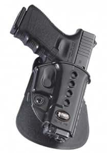 Fobus Standard Holster RH Paddle GL2E2 Glock 17, 19, 22, 23, 31, 32, 34, 35 , Walther PK 380