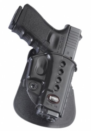 Fobus Standard Holster RH Paddle GL2E2 Glock 17, 19, 22, 23, 31, 32, 34, 35 , Walther PK 380, Outdoor Stuffs