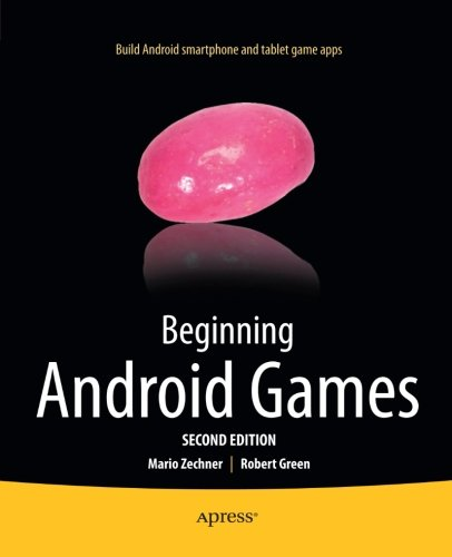 Beginning Android Games, 2nd Edition Front Cover