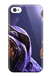 Pretty KILVYxK19424YEAIc Iphone 4/4s Case Cover/ Video Game God Of War Series High Quality Case