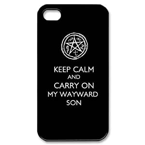 Supernatural For Case Iphone 5/5S Cover Petercustomshop-For Case Iphone 5/5S Cover-PC02233