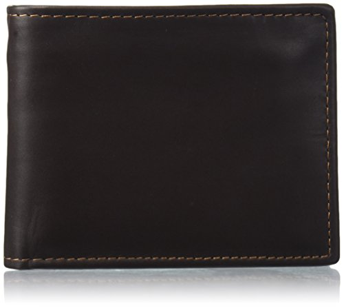 Dopp Men's Regatta Leather Convertible Billfold Wallet