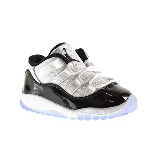 new style 74f5a 2f952 Jordan 11 Retro Low BT Baby Toddlers Shoes White/Black-Dark ...