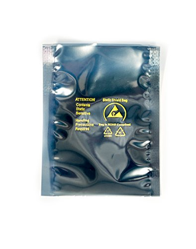 Bertech BG-0305 General Purpose ESD Bags, Open Top, 3