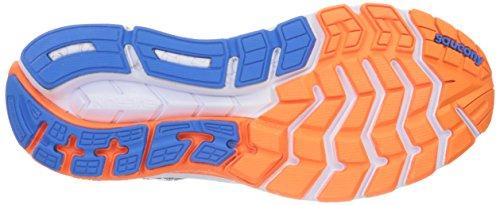 Saucony Omni 15, Zapatillas de Running para Hombre Azul (Blue/orange/black)