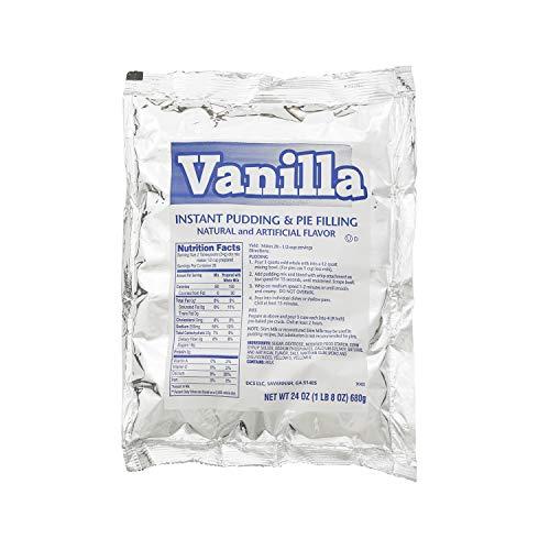 Chef's Companion Instant Vanilla Pudding Mix - 24 Oz