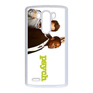 LG G3 Phone Case White Psych AH1105065