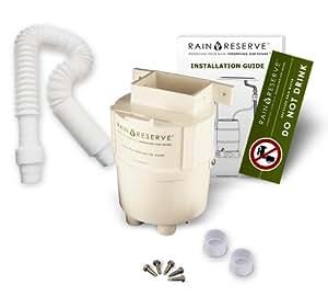 Rainreserve 2012309 Rain Barrel Basic Rain Diverter (Barrel Not Included)