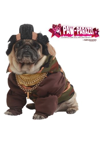 Pity the Fool Pet Costume (Small) (Fool Costume)