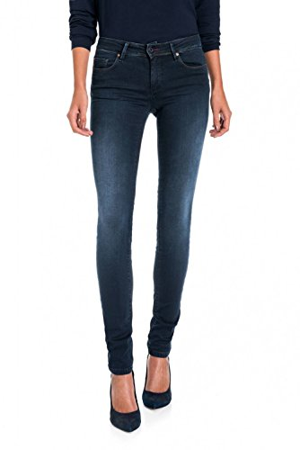 Touch Soft Slim Pantalon Up Bleu Wonder Push Salsa FYqXgx