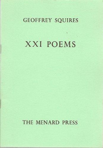 XXI Poems