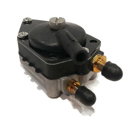 FUEL PUMP fits Johnson Evinrude 1996-1998 25hp 25 hp 1996-2001 35hp 35 hp Motors
