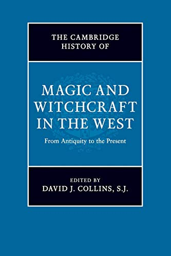 The Cambridge History of Magic and Witchcraft in the West: From Antiquity to the Present]()