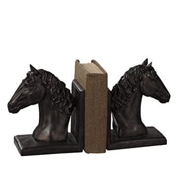 Midwest-CBK Horse Bookend Pair