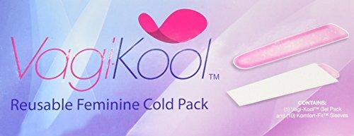 VagiKool Reusable Cold Pack Komfort Fit Postpartum product image