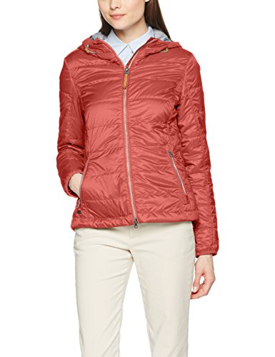 camel active, Chaqueta para Mujer Rot (red 56)