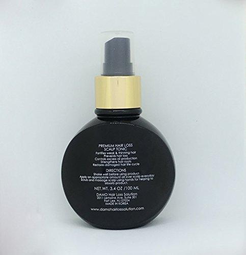 Amazon.com: Damo Pérdida de cabello Prevención y regrowth ...