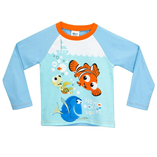 Buscando a Nemo - Pijama para Niños - Disney Finding Nemo - 3 - 4 Años: Amazon.es: Ropa y accesorios