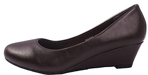 AgeeMi S Cerrada en Mujer Shoes Puntera Punta rxBf7Yrwq