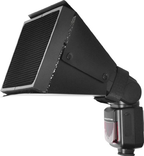 Polaroid Reflector / HoneyComb Diffuser System for Canon EOS