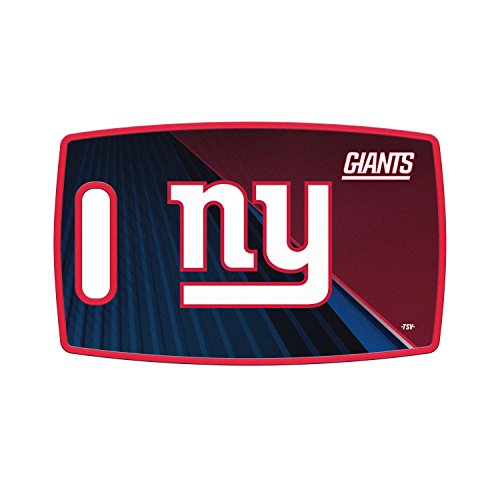 Sports Vault NFL New York Giants Large Cutting Board, 14.5
