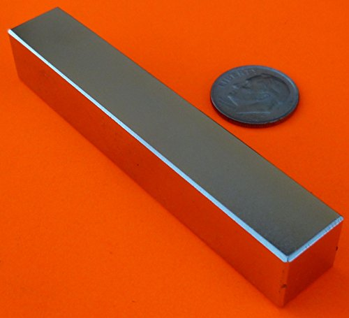 """Applied Magnets 1 Piece 3"""" x 1/2"""" x 1/2"""" Grade N42 for sale  Delivered anywhere in USA"""