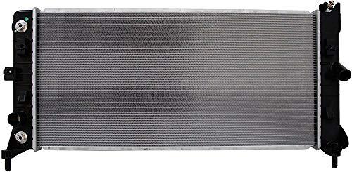 WIGGLEYS RADIATOR GM3010485 FOR 05 06 07 08 09 10 11 LACROSSE IMPALA MONTE CARLO GRAND PRIX V8 5.3 (Pontiac Grand Prix Radiator Core)
