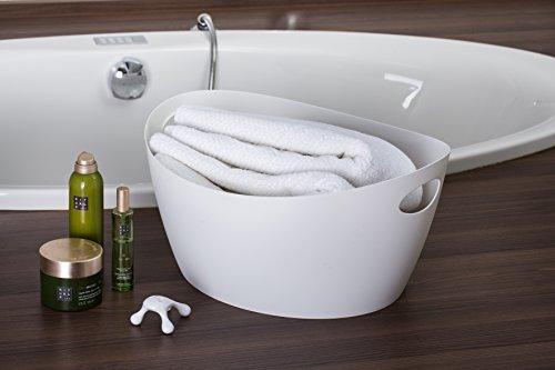 Bottichelli Washtub L Solid BLACK Cool Grey PC08Ef